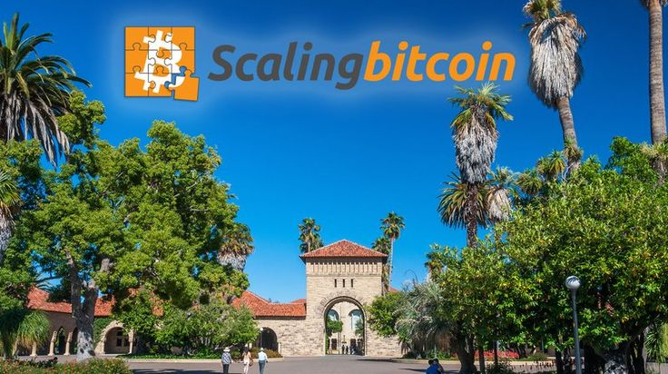 The Stage Is Set in Stanford for the Next Scaling Bitcoin Workshops    The Scaling Bitcoin Workshops will land in Stanford come November.  Scaling Bitcoin the conference where innovations like Segregated Witness and TumbleBit made their public debut has quickly grown to become a central stage for Bitcoins global academic and engineering communities. After editions in Montreal Hong Kong and Milan Stanford University will host the fourth edition of the Scaling Bitcoin Workshops on the 4th and…