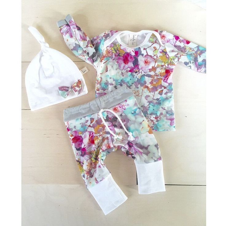 Baby Girl take home outfit baby clothing / Hospital by Londinlux