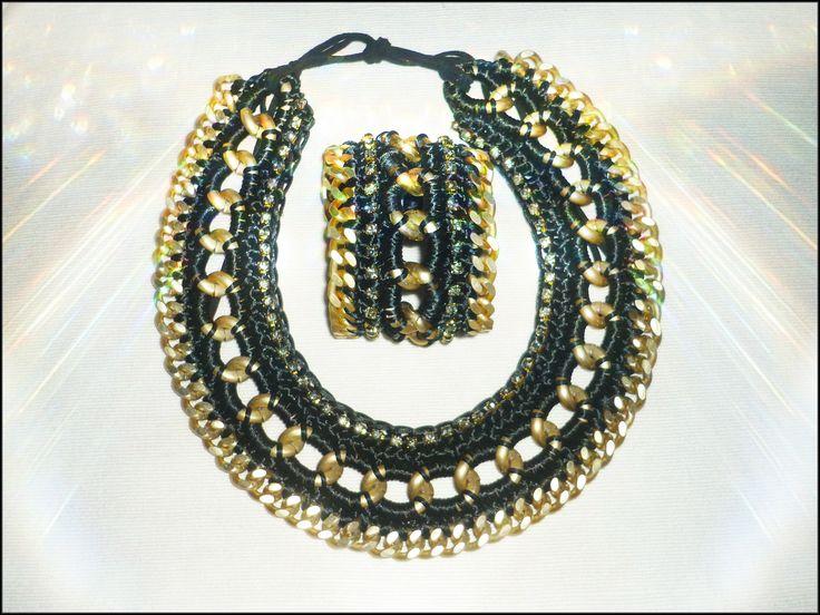 IKARIA Bib Necklace IKARIA Cuff Bracelet - mini