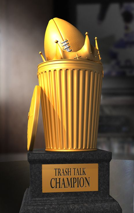 Every league has one #$%^& player who, hands down, has earned this *#&% trophy. Speaking of obvious winners, vote today for an obvious Hall of Famer.