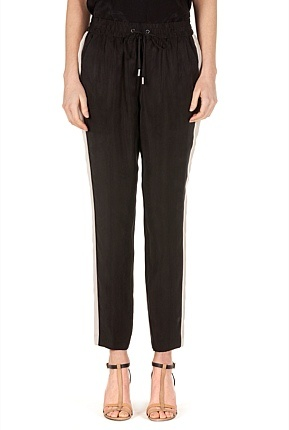 Panelled Sport Pant