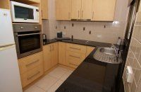 Barbados Holiday Apartments - fully equipped kitchen - Gold Coast Holiday Accommodation