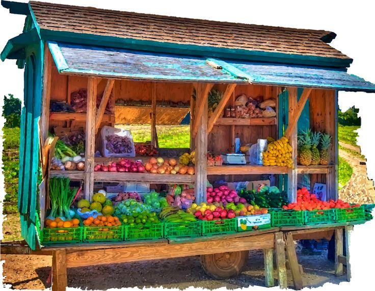 Market Stand Designs : Best structures markets delis road side stands