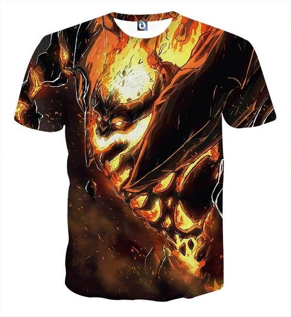 Shadow Fiend Demon Eater New Style Shadow Fiend T-Shirt