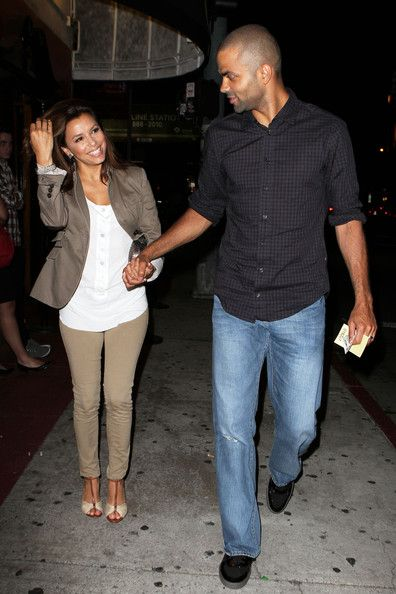Eva Longoria Photos: Eva Longoria Parker & Husband Heading To Laugh Factory
