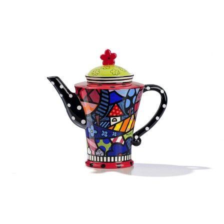 Britto Home Teapot