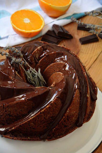Cómo hacer un bundt cake de chocolate húmedo fácil y rápìdo   Las maría cocinillas
