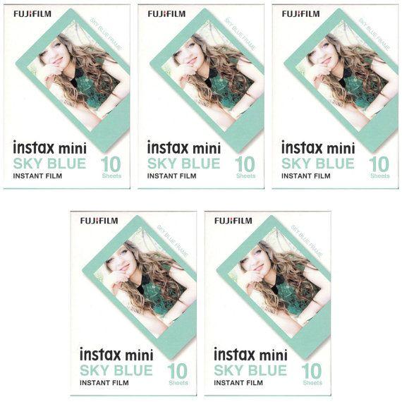 FujiFilm Instax Mini Picture Fuji Instant Film Photo 50 Shots