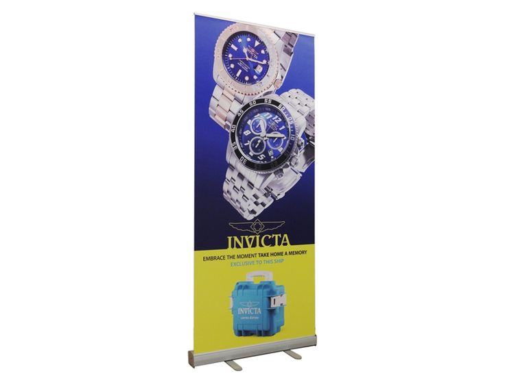 One of the best sources of outdoor advertising is retractable banners, they are roller banners that stand on their own and are great addition to any pop up display.