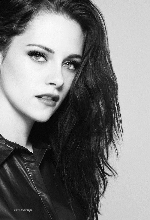 kristen stewart. she just a different and there's nothing wrong with different.