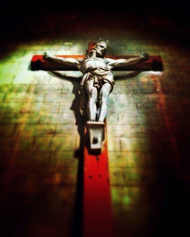 Étude sur christ by C.J