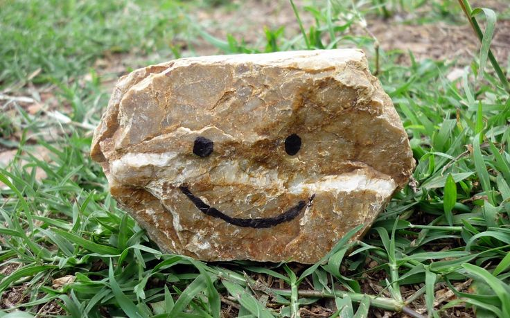 Smiley Rock *MASSIVE $175.00 DISCOUNT*