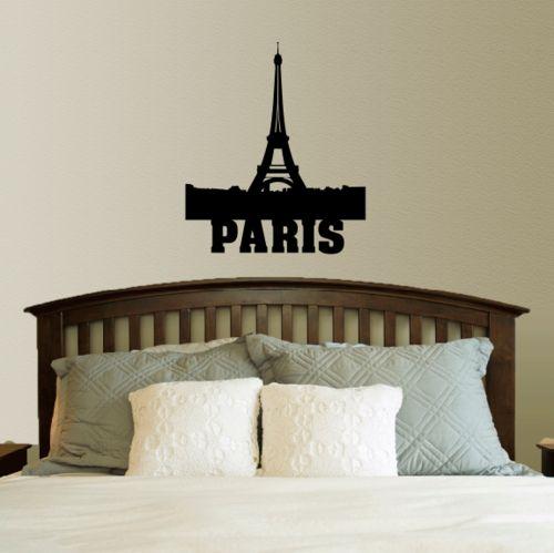 Pariisi sisustustarra. #sisustustarra #pariisi #paris #seinätarra #kaupunki #eiffeltorni