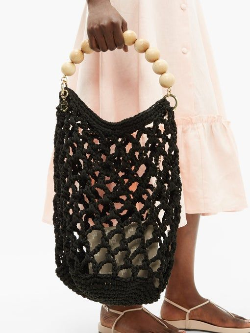 Seamless Stripe Beach Bag Free Pattern By Lucy Djevdet -