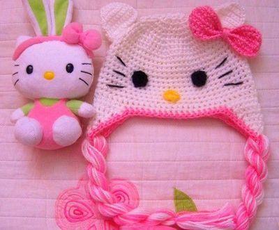 20 Best Hello Kitty Images On Pinterest Hand Crafts Crochet Ideas