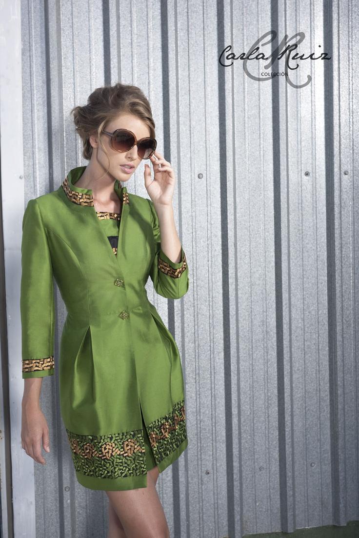 Vestido de Madrina de Carla Ruiz 2012 - Modelo 86315