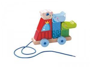 Tahací hračka Zoolino Haba