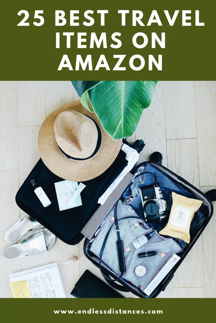 accessoires voyage 25 meilleurs accessoires de voyage Amazon dont vous ne saviez pas avoir besoin