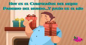 Imágenes de Cumpleaños : Feliz Cumpleaños Padrino