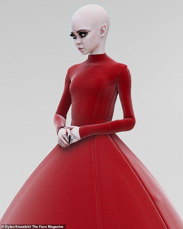 Pin by Misa Chan on gauge burek | Genderless fashion