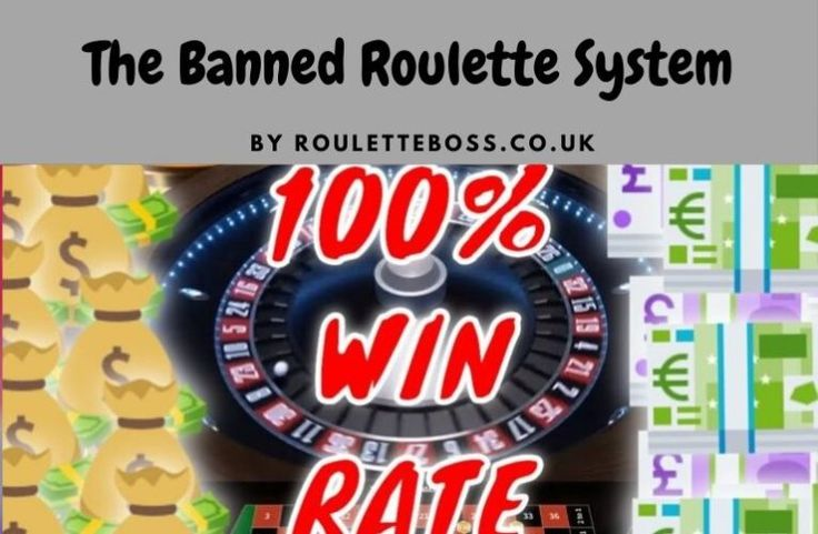 Martingale System Banned