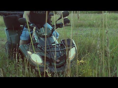 Ultimate ATV heavy terrain off-road passage - Taplic video
