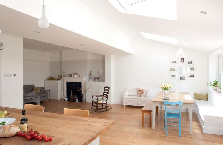 Extending for a classic family kitchen   Real Homes