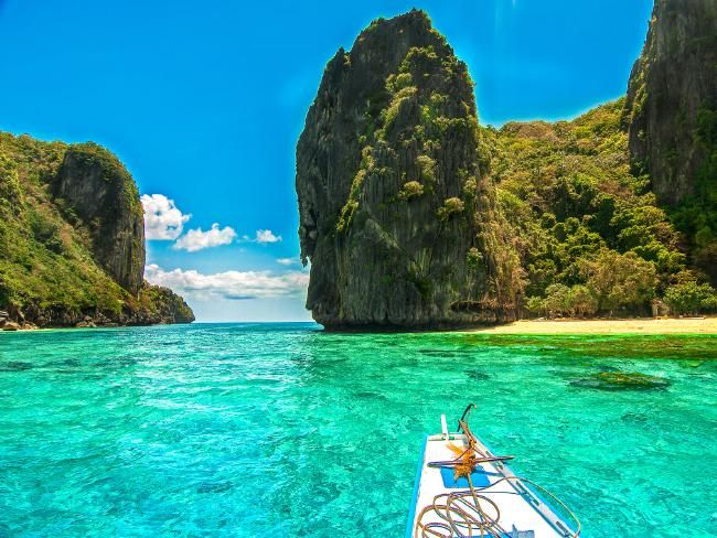 Most beautiful place ever - Philippines.