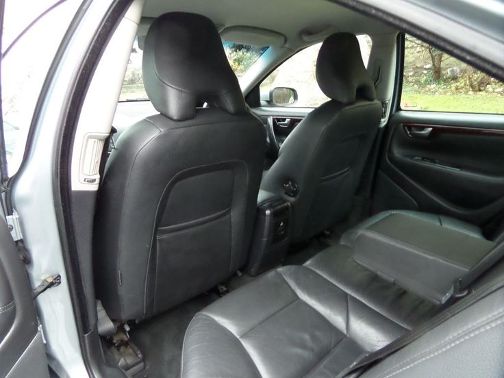 Volvo S60 2.4 D5 SE LUX(FULL LEATHER) 4dr
