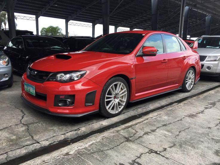 #CarsForSale  2011 Subaru WRX STI at Auto Trade Philippines Call 09175287233 or click photo for more info #sportscar #subaru  #wrx  #impreza #autotradephils #cars  #freeads   #ads
