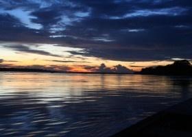 Rio Amazonas, Colombia