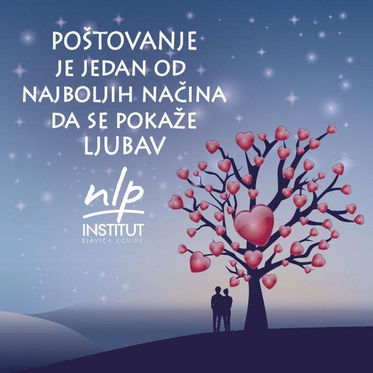 POŠTOVANJE je jedan od najboljih načina da se pokaže LJUBAV. NLP Institut.jpg