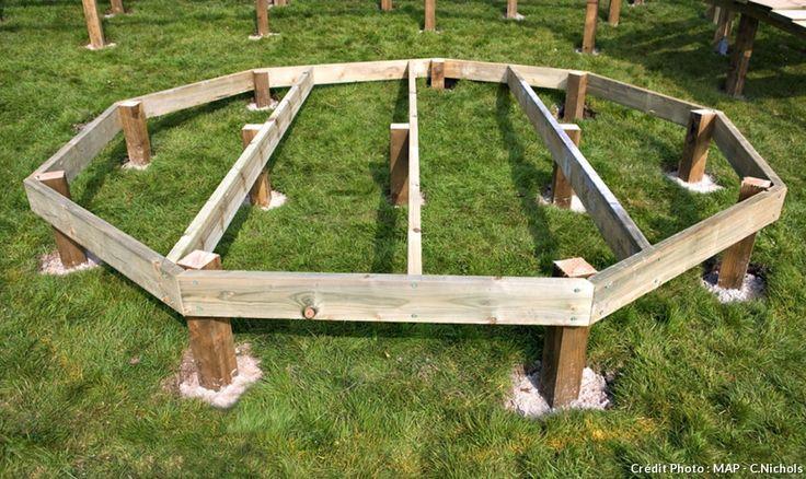 Créer une terrasse en bois : le pas à pas