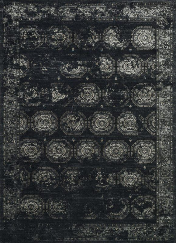 Loloi Rugs Journey 08BLCC Power Loomed Wool Transitional Area Rug