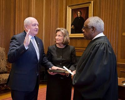 The Global Miller: 26/04/2017: Sonny Perdue Sworn in as 31st US Secretary of Agriculture