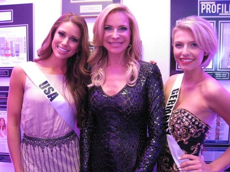 Carol Ruth Weber of Examiner.com provides a behind the scenes look at IMAGE Skincare's Miss Universe pageant exclusive press event:  #MissUniverse #ImageSkincare