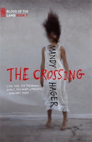The Crossing by Mandy Hager. The people of Onewere, a small island in the Pacific, know that they are special - chosen to survive the deadly event that consumed the Earth. Now, from the rotting cruise ship Star of the Sea, the elite control the population - manipulating old texts to set themselves up as living 'gods'. But what the people of Onewere don't know is this: the leaders will stop at nothing to meet their own blood-thirsty needs . . .