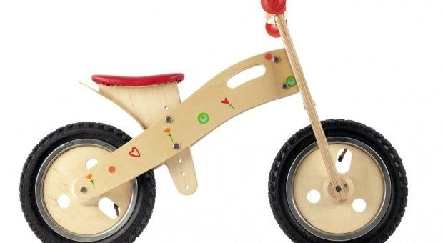 Floral Hearts Balance Bike Review