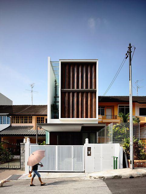 Primrose Avenue House by HYLA Architects