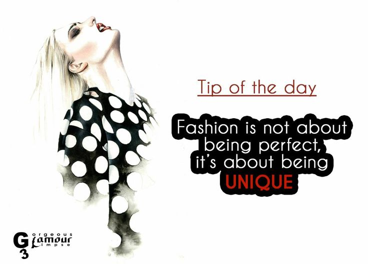 #Unique #Fashion #FashionTipoftheday