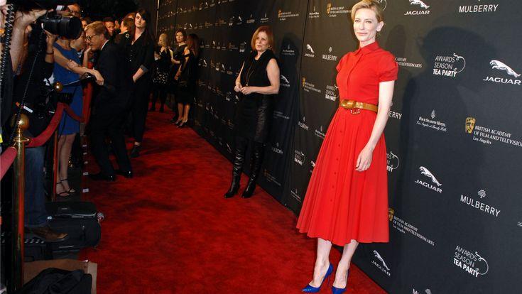 Golden Globes 2014: Leonardo DiCaprio, Cate Blanchett Hit Saturday's Parties