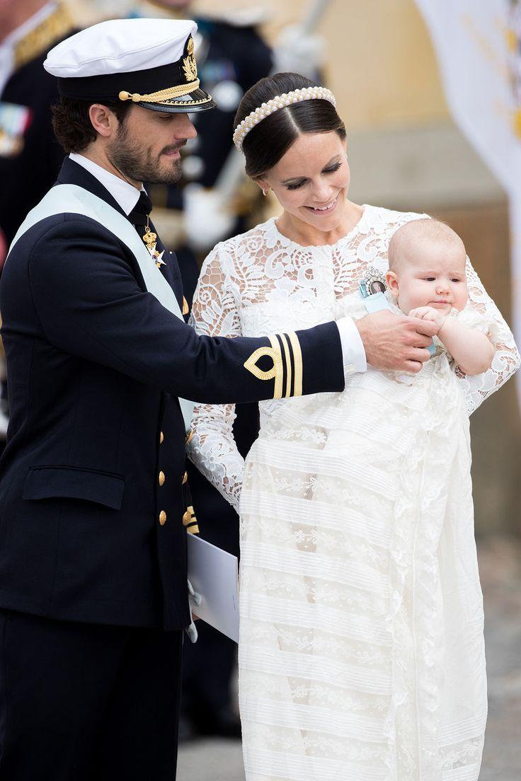 Prinzessin Sofia und Prinz Carl Philip von Schweden haben ihr zweites Kind bekommen. Alle Infos und Bilder.