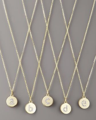 40 best kc designs images on pinterest drop necklace pendant diamond initial gold necklaces by kc designs at neiman marcus mozeypictures Image collections