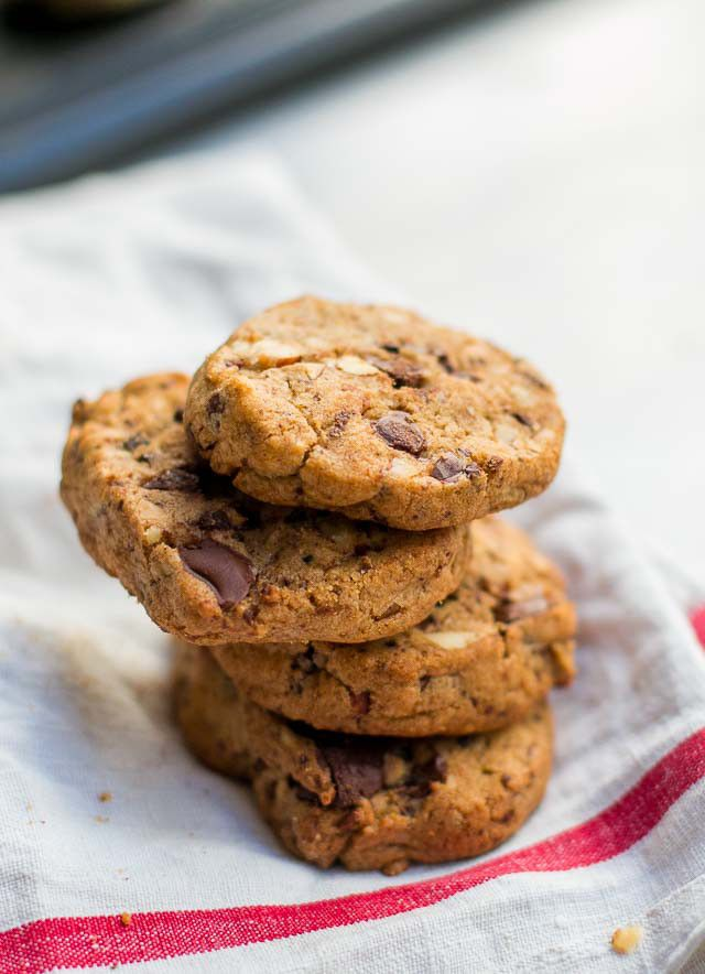 ... Cookies on Pinterest   Chocolate Chip Cookies, Chewy Oatmeal Cookies