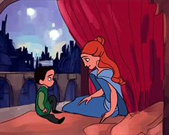 Loki & Frigga. Beautiful animation by Willow S. Linda, tumblr... http://willow-s-linda.tumblr.com/post/120062334448/final-version-sorry-for-the-bad-quality-just