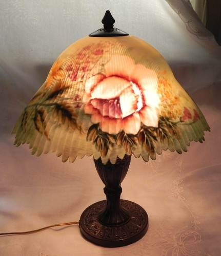 158 Best Images About Stain Glass Lamps On Pinterest