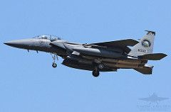 8332 F-15SG STRIKE EAGLE SINGAPORE AIR FORCE