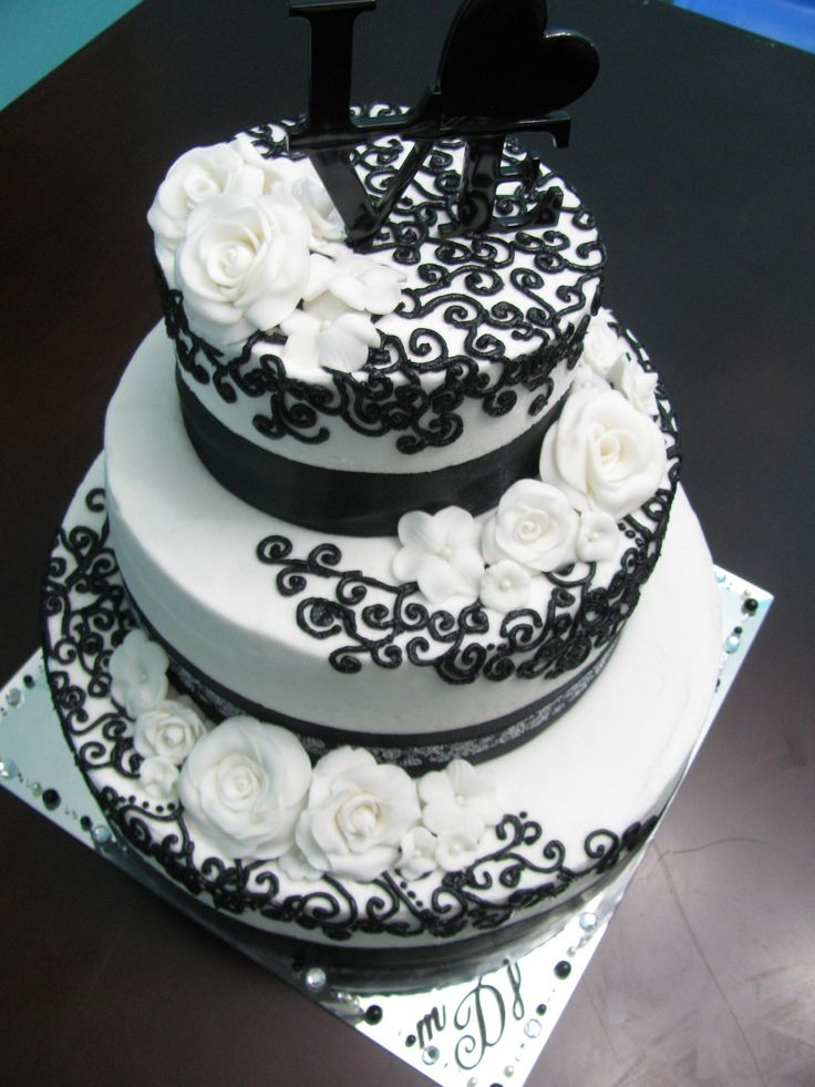black and white wedding cakes cupcakes 151 best all kinds of cakes images on 11848