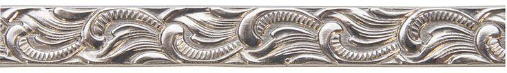 Scroll Nickel Silver Pattern Wire - 3 ft