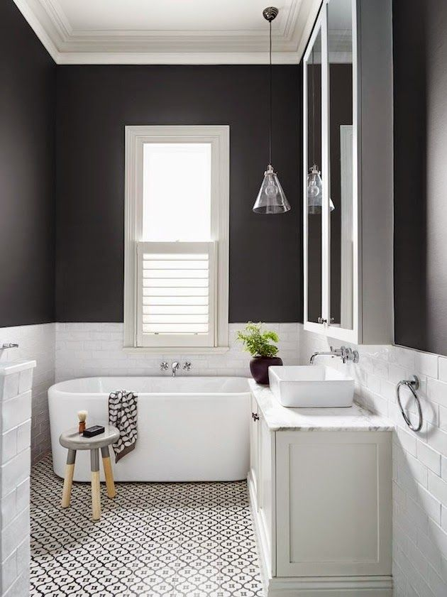 INTERIORS: BATH-SIDE STYLE...